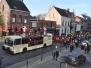 Aankomst Sinterklaas in Hove